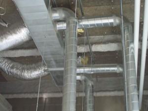Société de nettoyage industriel : l'entretien des conduits de ventilation
